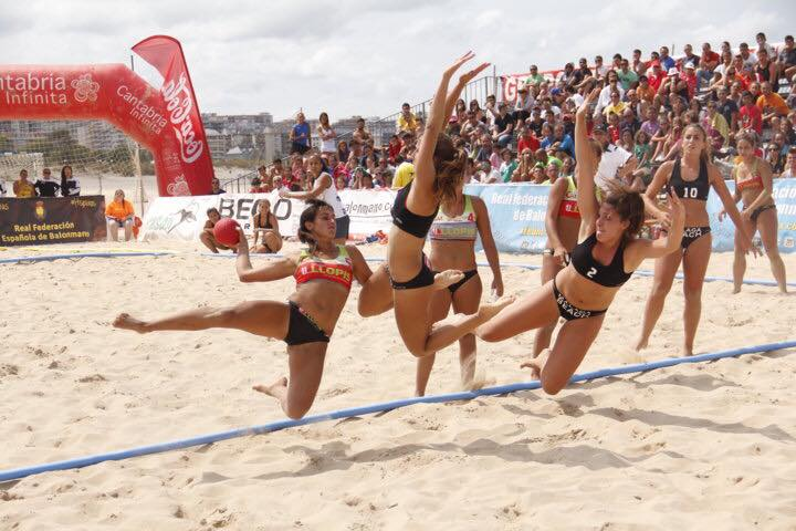 El fin de semana se disputa el CESA de BM Playa en Getafe