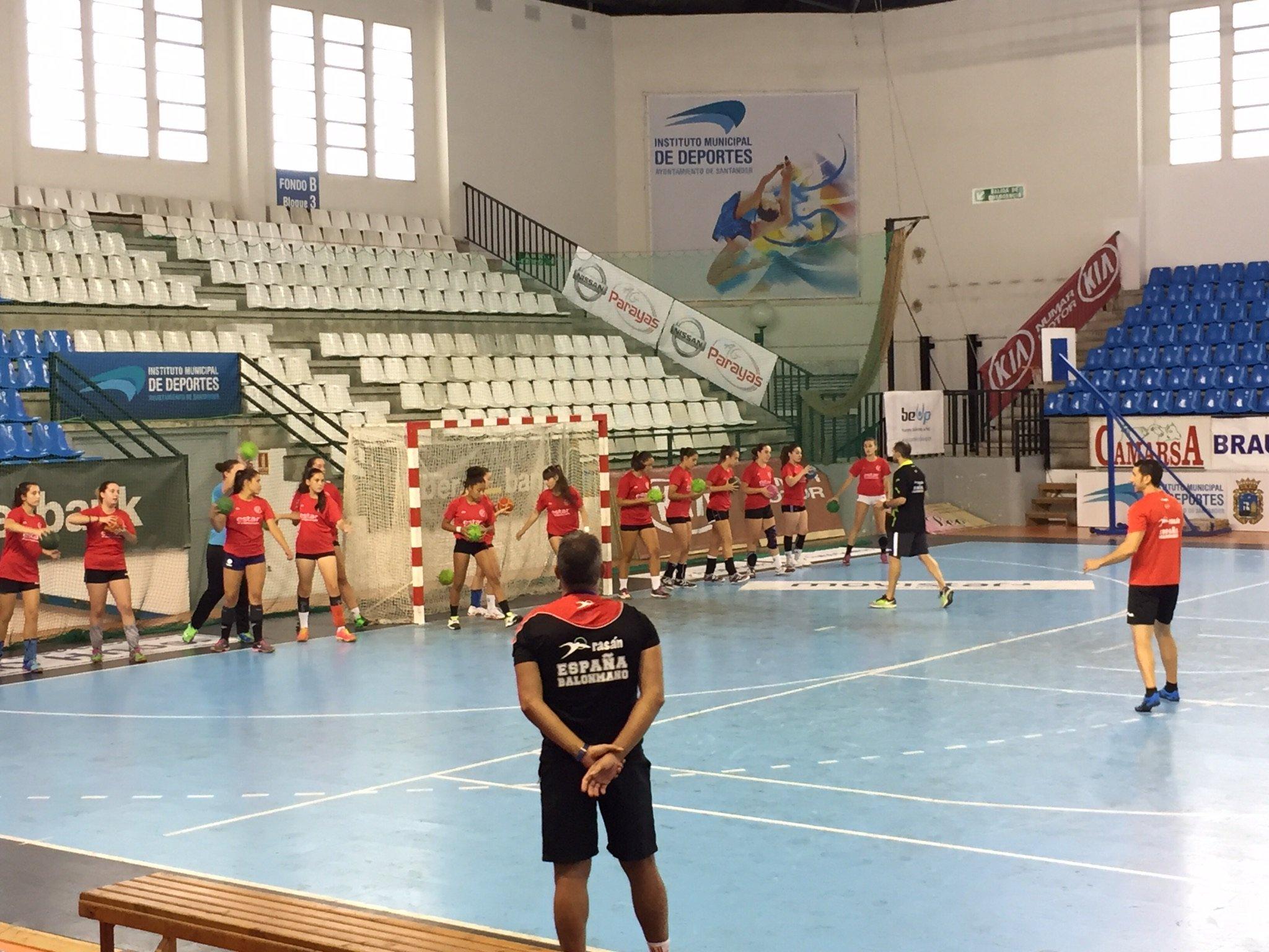 Nueva convocatoria de cursos para Técnicos Deportivos en Balonmano