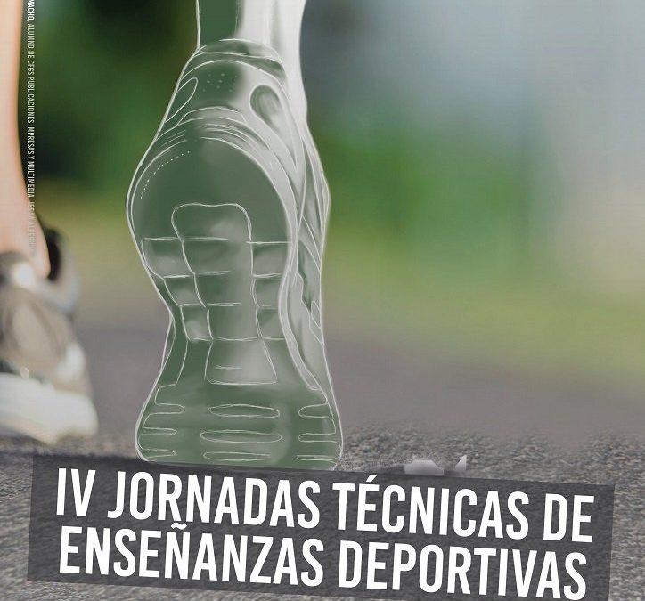 IV Jornadas Técnicas de Enseñanzas Deportivas