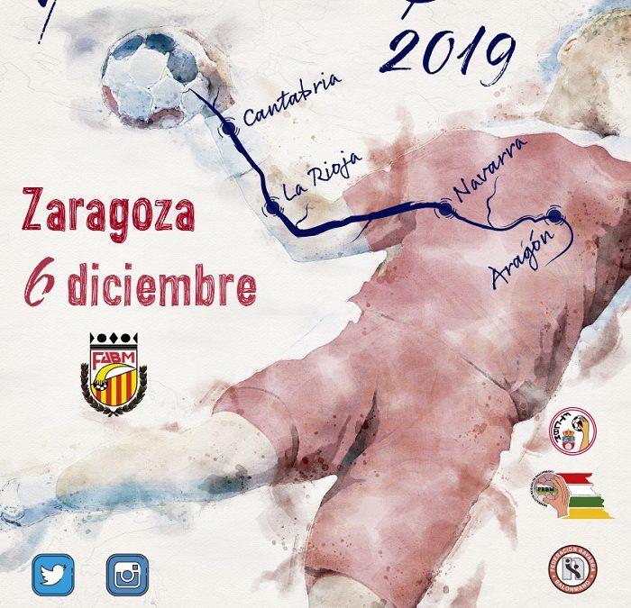 Las selecciones cántabras participarán en el Torneo del Ebro 2019