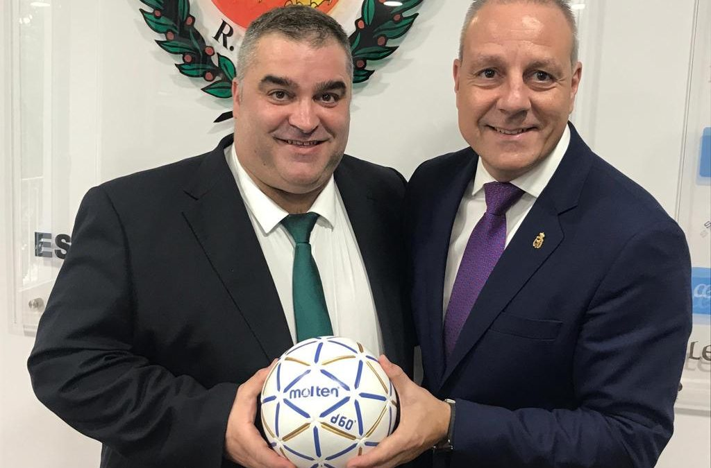 Francisco Blázquez ha sido reelegido como presidente de la RFEBM