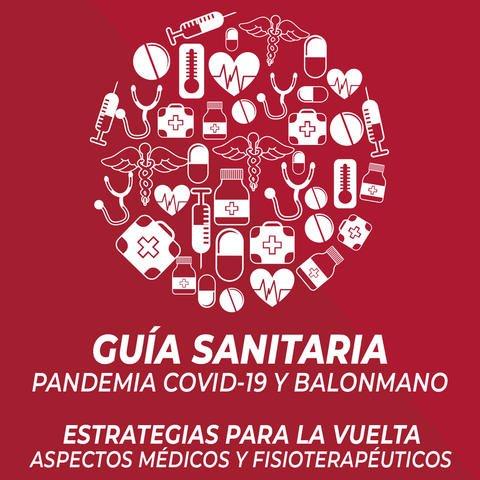 La RFEBM ha publicado la Guía Sanitaria: Pandemia COVID-19 y Balonmano