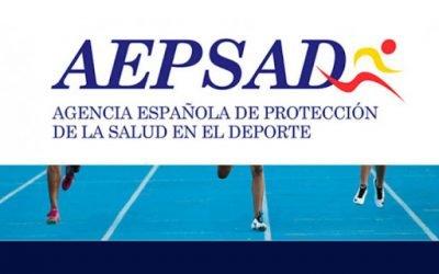 La AEPSAD lanza una guía de recomendaciones sobre el COVID-19 para viajes y competiciones