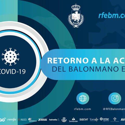La RFEBM publica el protocolo de prevención en el retorno a la competición oficial