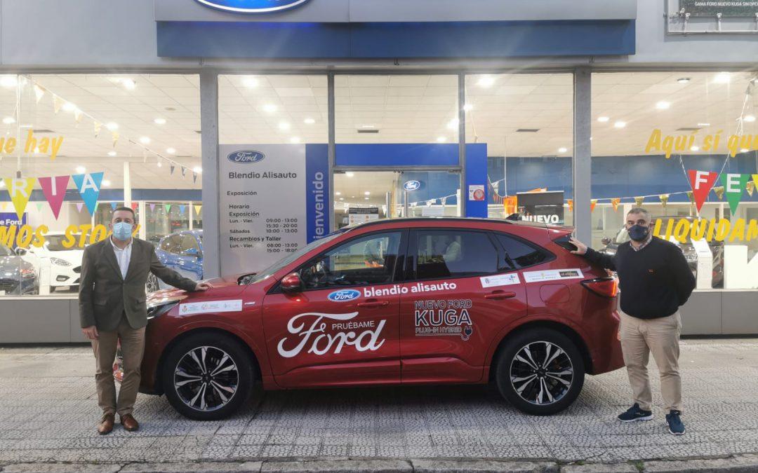 Ford se convierte en vehículo oficial del TIE Torrelavega 2020