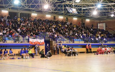 Vuelve el deporte base y el público a los pabellones