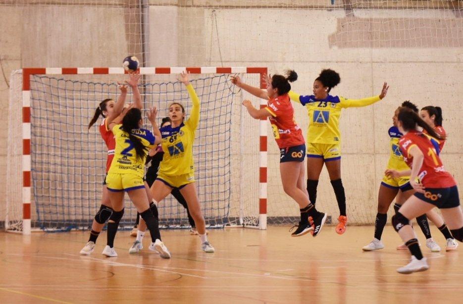 Las Guerreras Junior se despiden de Cantabria