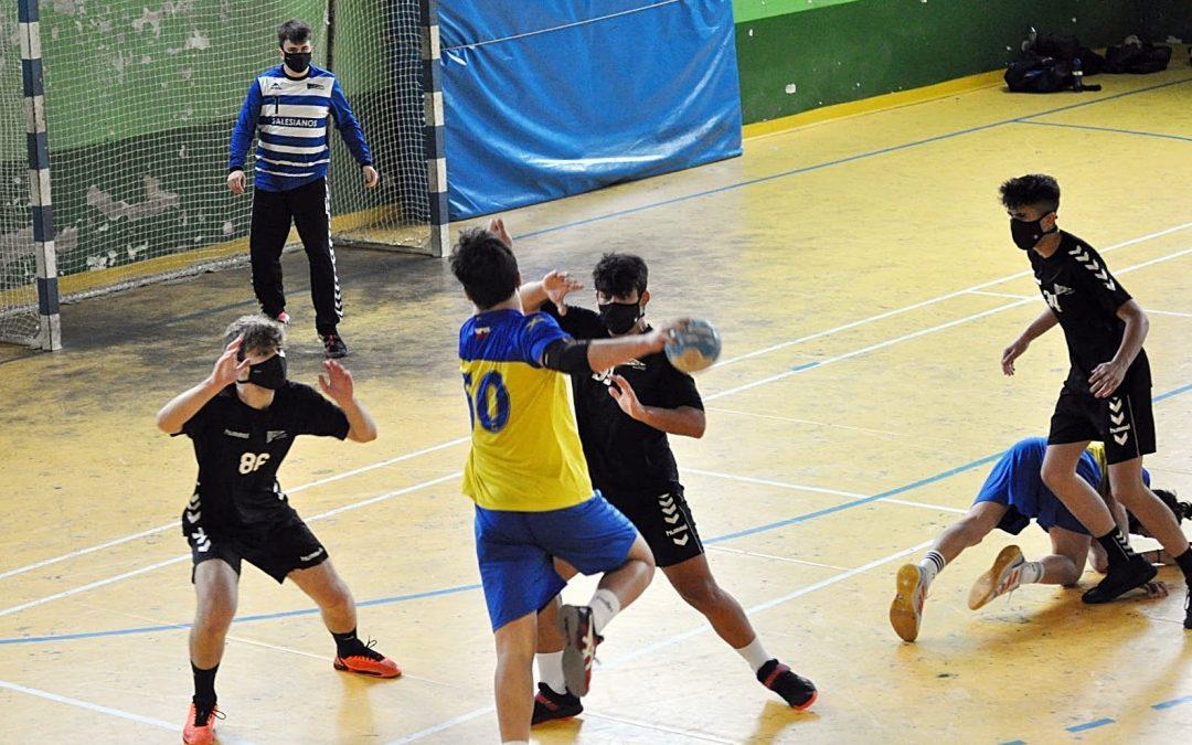 Cantabria vivirá la fiesta del balonmano del 18 y al 20 de junio