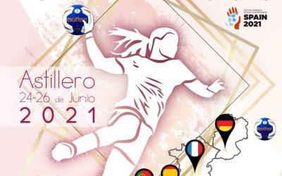 Las Guerreras Junior jugarán el Torneo 4 Naciones en Astillero