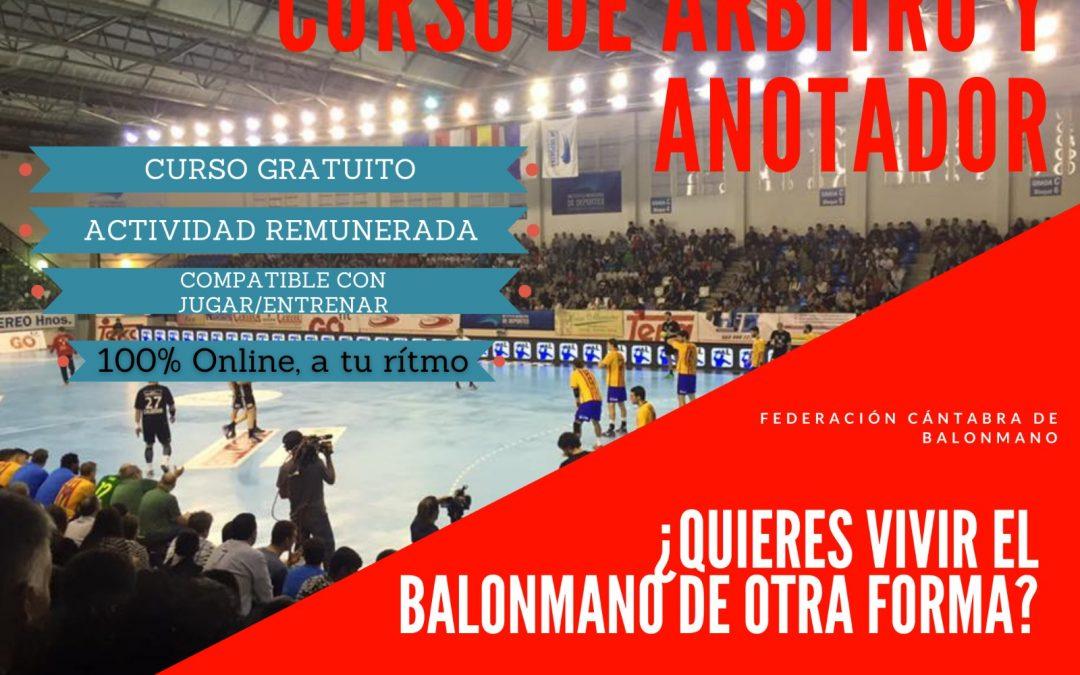 El CTA de Cantabria ofrece un curso gratuito de árbitros y anotadores