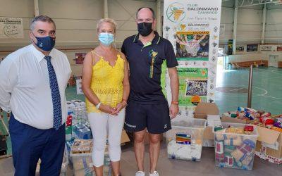 Éxito del VIII Maratón Solidario de Balonmano en Camargo
